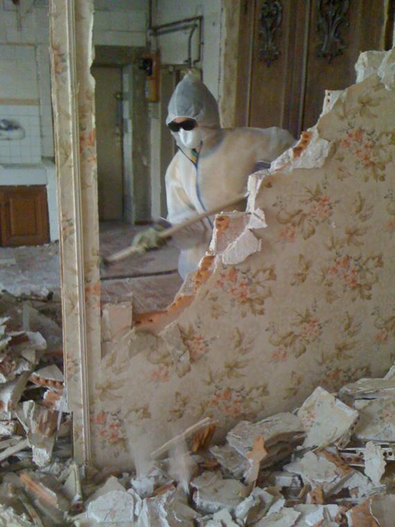 Demolition cloison comment demolir une cloison for Demolir une maison prix