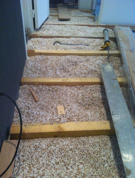 isolation maison vermiculite