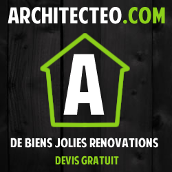Rénovation appartement avec Architecteo