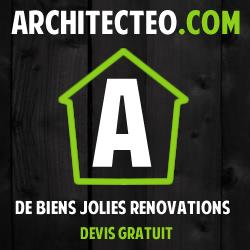 Rénovation appartement avec Architecteo