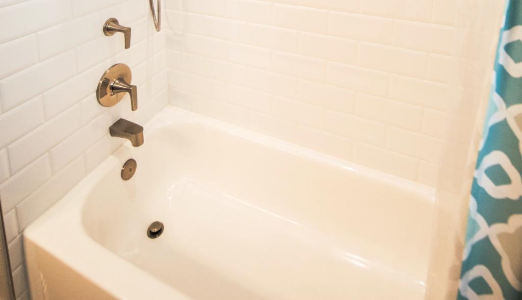 Carrelage baignoire salle de bain