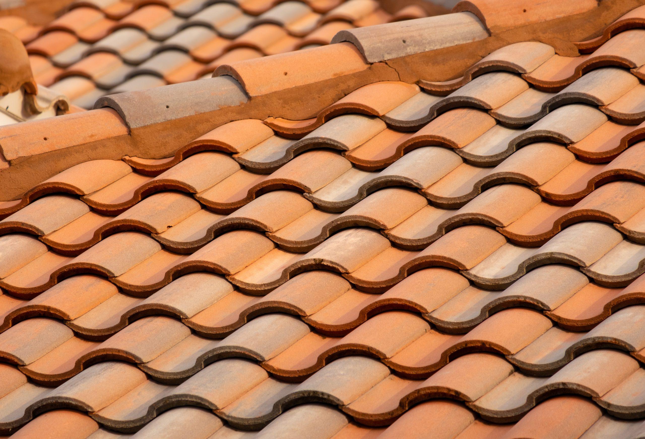 About de faitage d'un toit